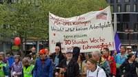 1.Mai in Sindelfingen