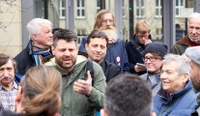 Erfolg der Solidarität mit Andreas Gärtner in seinem Prozess gegen VW