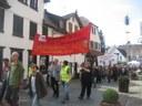 Internationale Automobilarbeiterkonferenz am 1.Mai in Sindelfingen