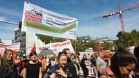 FFF 20.09.2019 - Stuttgart: Umweltjugendbewegung und Arbeiterbewegung