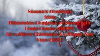 Dank und Neujahrsgrüße vom Belarusischen Kongress der demokratischen Gewerkschaften