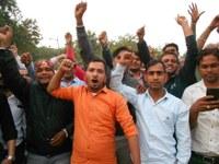 Honda Motor Cycle in Manesar in Indien: Streik gegen die Entlassung von 1500 Leiharbeitern geht weiter!