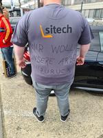 Sitech-Kollegen: Herzlichen Dank für die Solidarität!