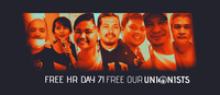 Philippines: December 21, 10 am -  Global Day of Action for the immediate release of the HR DAY7 and All Political Prisoners