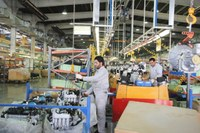 """Workers protest from """"Bahman Motor Factory"""" - Will Be Revealed"""