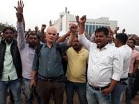 Actualización sobre la huelga en Honda Manesar India