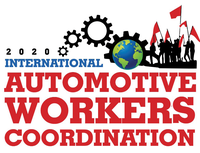 Carta de Información Nº 11  Dentro de unos días comenzará la 2ª Conferencia Internacional de Trabajadores del Automoción
