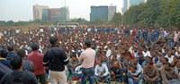 Mensaje solidario de Sudáfrica a los trabajadores de Honda en huelga
