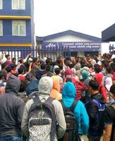 Rode Morgen 1 mei 2020 Indonesië 'De arbeiders kunnen deze strijd winnen'